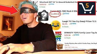 online-shopping-blindfolded