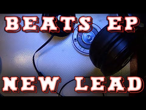 Beats EP Snapped Headphone Jack Time For New Lead!