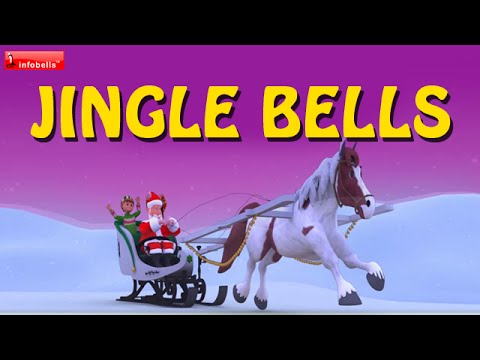 Jingle Bells Christmas Song with Lyrics