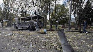 Ukrayna'da ilkokula saldırı, 10 kişi hayatını kaybetti
