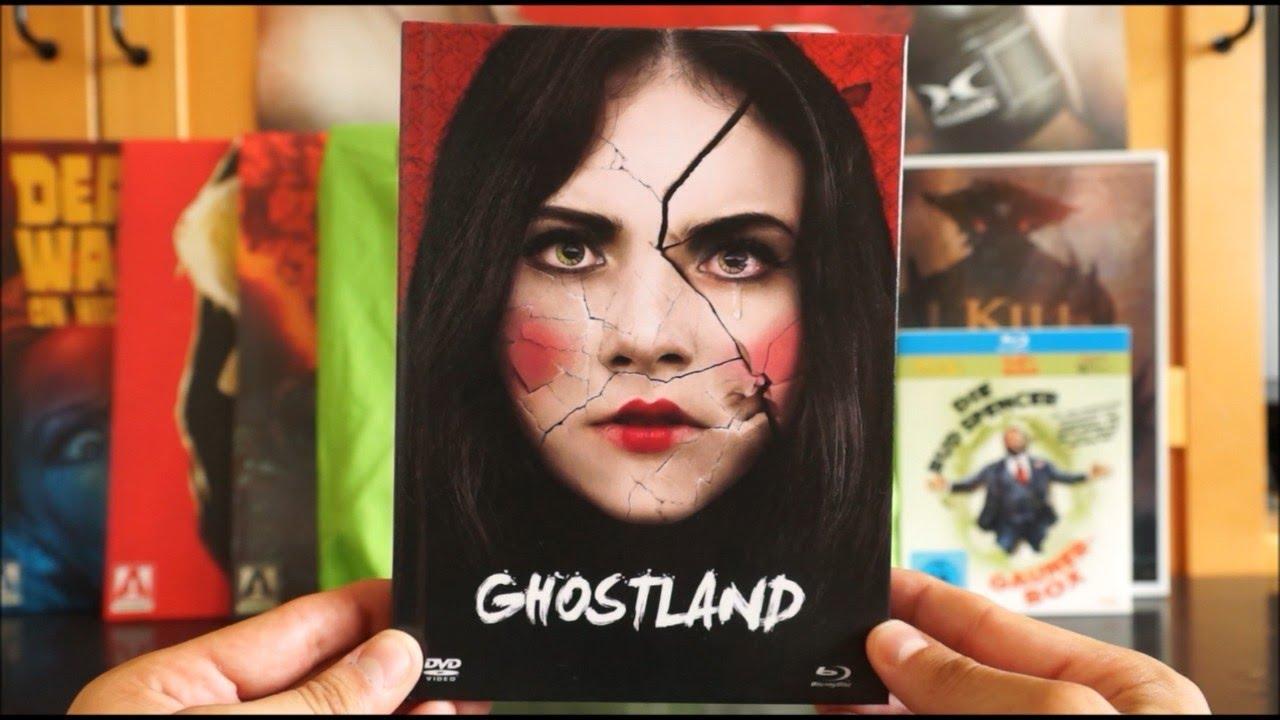 Download GHOSTLAND (DT Blu-ray Mediabook) / Zockis Sammelsurium Nr. 1321