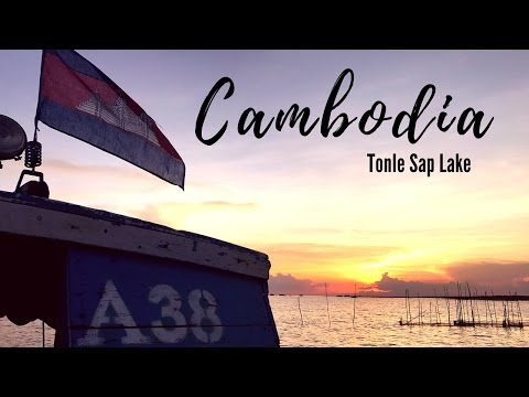 Cambodia Series 1 of 4 | Tonle Sap Lake