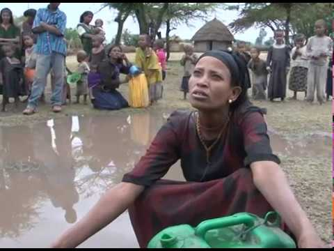 In Ethiopia, A Daily Struggle For Clean Water