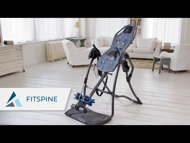 Teeter FitSpine Inversion Table: Get Rid of Back Pain, Get Back Into Life