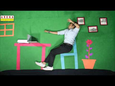 Stop Motion Video | Arena Animation Malviya Nagar | Students Work