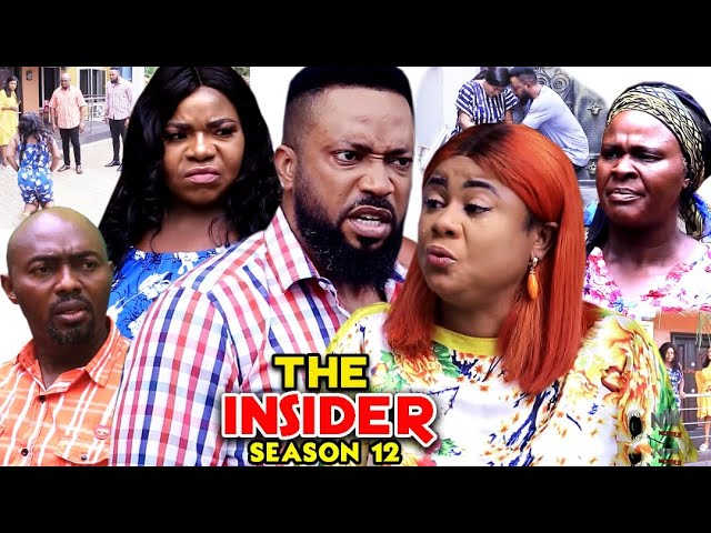 THE INSIDER SEASON 12 (Trending  New Movie Full HD)Fredrick Leonard  2021 Latest Nigerian New  Movie
