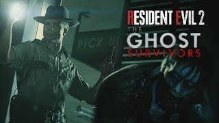 No Way Out Scenario - Resident Evil 2: The Ghost Survivors