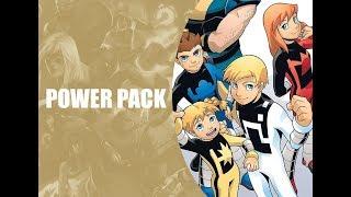 Pack Marvel hentai power