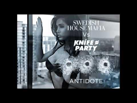 Swedish House Mafia vs. Knife Party - Antidote (Tommy Trash Remix) HD Quality