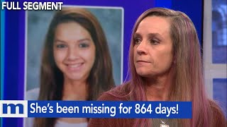 She's been missing for 864 days | The Maury Show