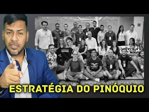 A CASA CAIU - MILITÂNCIA DE ALUGUEL REVELADA