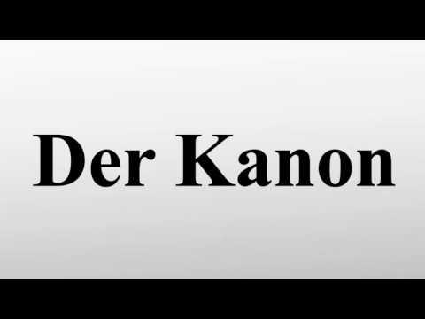 Видео Reich ranicki kanon essays