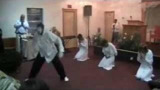 Life In Abundance Fellowship Church - YES - Shekinah Glory (Mime/Praise Dance)