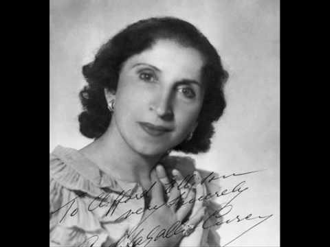 Amelita Galli-Curci - Sadko : Chanson Indonue (Rimsky-Korsakov)
