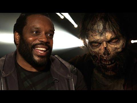 "Chad L. Coleman Talks ""Walking Dead"" Spoilers & Season 5 Scares! | toofab"