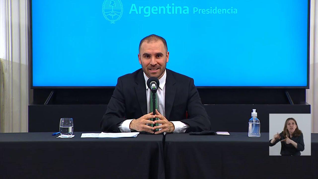 EN VIVO | Anuncios de medidas económicas y posterior conferencia de prensa