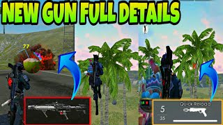ANTI MATERIAL GUN DETAILS ||  HOOK GUN HOW TO USE PROPERLY || OFFICIAL ADVANCE SERVER