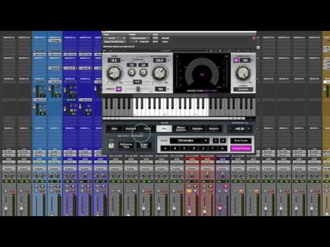 Waves Tune Real-Time - Mixing With Mike Plugin of the Week
