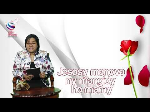 """PASTEUR FELANA """"JESOSY MANOVA NY MANGIDY HO MAMY"""""""