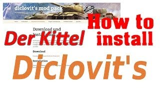 Declovit's XVM Mod Pack für WoT 0.9.1! ||How to install.|| [Deutsch][HD]