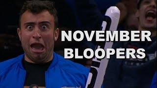 The best nba bloopers: november 2016