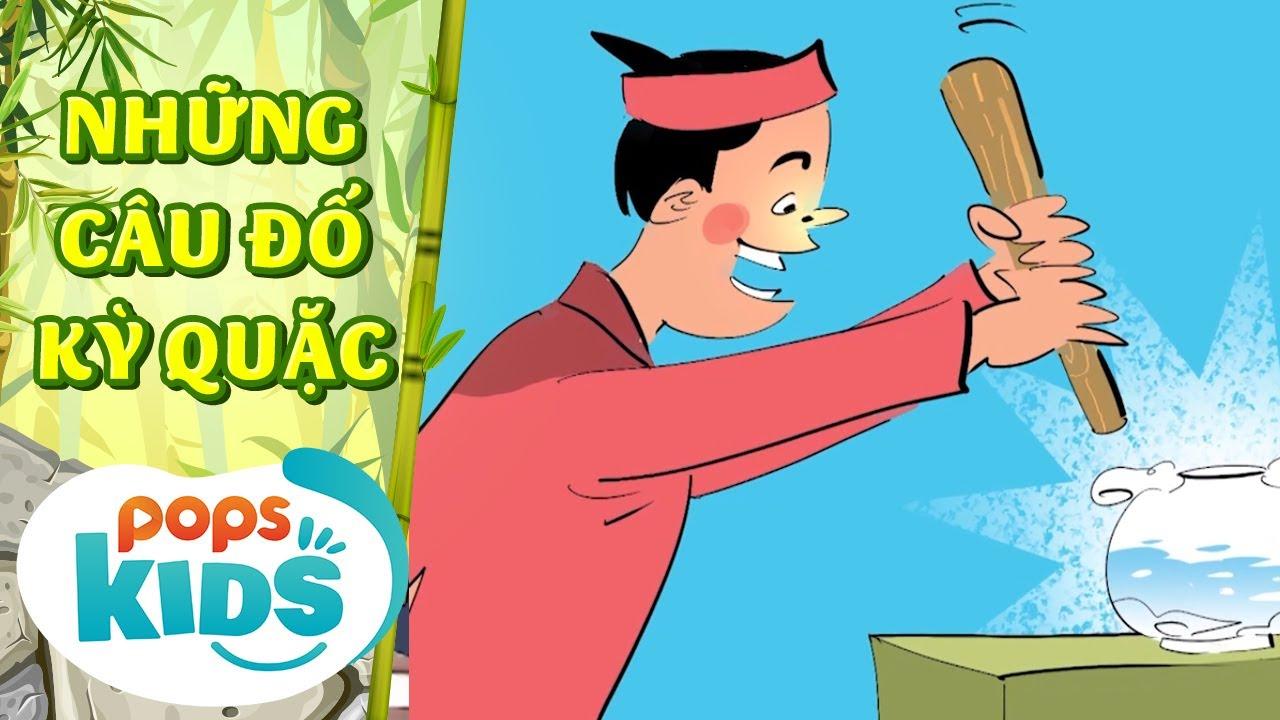 Tích Xưa Đất Việt Tập 23 - Trạng Quỳnh, Những Câu Đố Kỳ Quặc - Hoạt Hình Cổ Tích Việt Nam