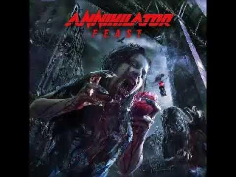 Annihilator - Feast (FULL ALBUM)
