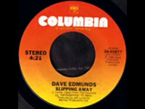 Slipping Away By Dave Edmunds On 1983 Cbs Records From