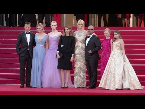 Kirsten Dunst, Collin Farrell, Nicole Kidman, Sofia Coppola And More On The Red Carpet In Cannes