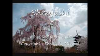 All in delightful ends (Anondoloke mongolaloke) Rabindrasangeet in English