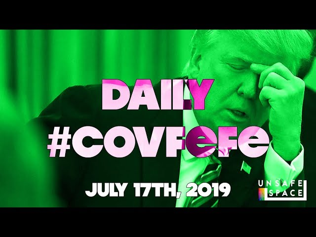 Daily #Covfefe: Trump Supporters are Racist! (and other lies the media told me)