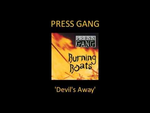 Press Gang - Devil's Away