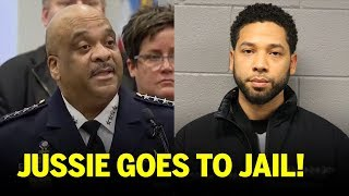 Jussie Smollett ARRESTED on Class 4 Felony; Wanted More MONEY From Empire!