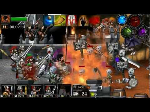 Spartans VS Zombies Defense Android