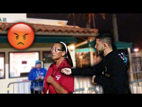 SHE CALLED THE COPS ON ME FOR THIS! *HUGE ARGUMENT*