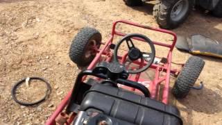 Yanmar diesel go kart
