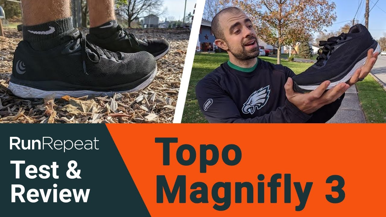 Topo Athletic Magnifly 3 test \u0026 review