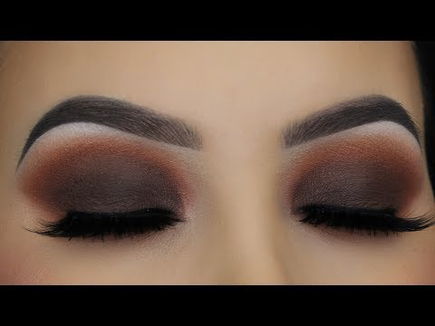 5 MINUTE Smokey Eyes for beginners | An Knook