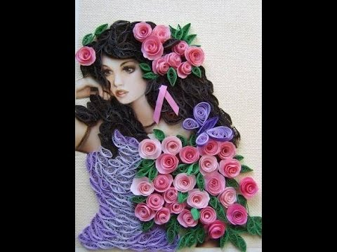 top 30 easy creative amazing quilling paper designs youtube rh youtube com  creative quilling greeting cards