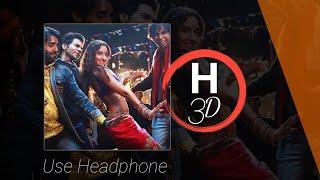 Kamariya Hila De | 3D Song | STREE | Aastha Gill, Divya Kumar | Sachin- Jigar