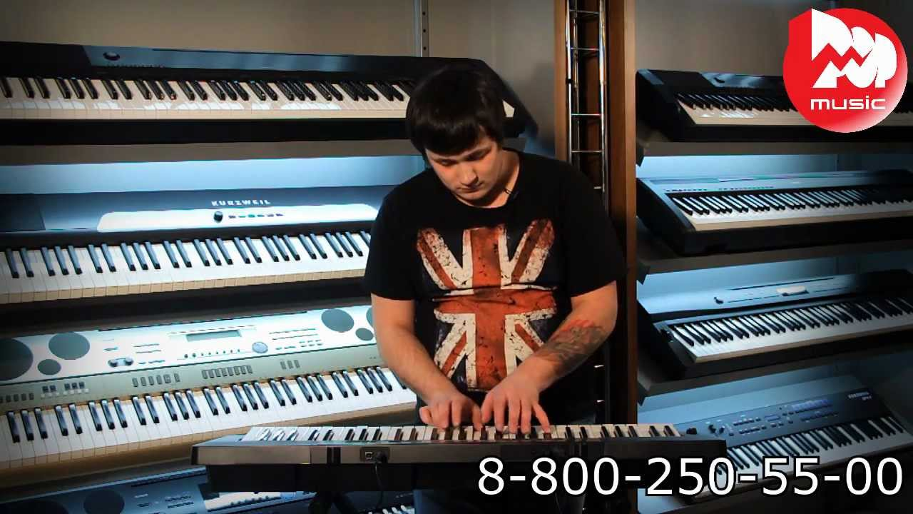 Casio CTK-3200 Keyboard - YouTube