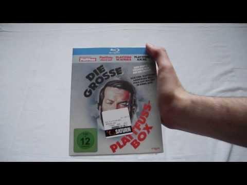 Unboxing: Die große Plattfuß-Box (Blu-ray)