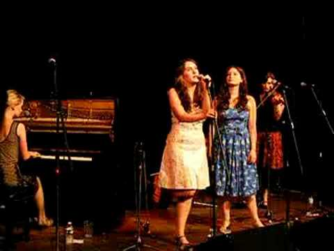 Rachel Unthank & The Winterset play -- Fareweel Regality -- at the Playhouse 2 Theatre