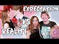 Expectation Vs Reality: Valentine's Day
