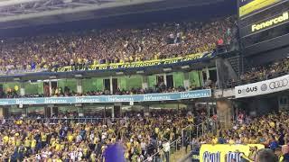 Fenerbahçe - Beşiktaş | Efsane Tezahürat |