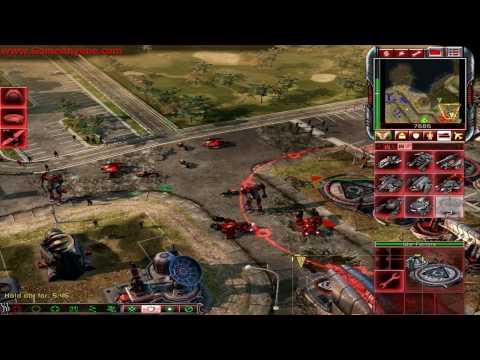 Command & Conquer 3: Tiberium Wars Hard - Nod: Downtown Sydney 1/1