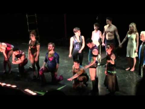 Pippin - The Finale - Kyle Dean PART 2
