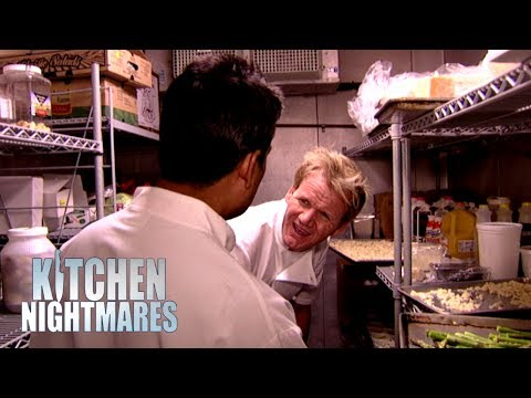 Absolutely Everything is FROZEN, Even the Butter! | Kitchen Nightmares
