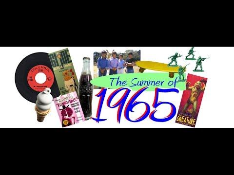 Summer of 1965 - 50 years ago!  KDWB-AM Radio Aircheck (6/17/1965 and 8/7/1965)
