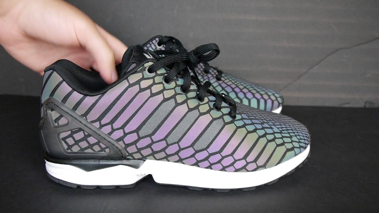 The adidas Originals ZX Flux XENO